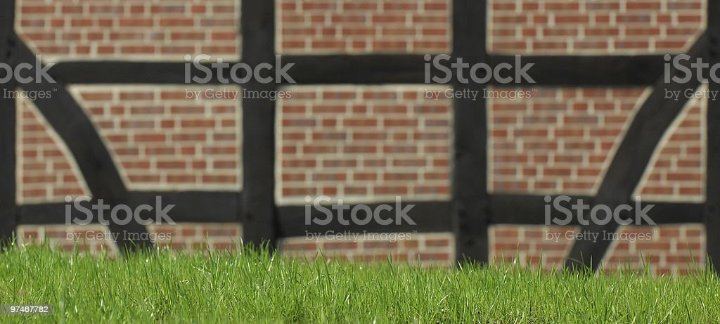 Truss stock photo