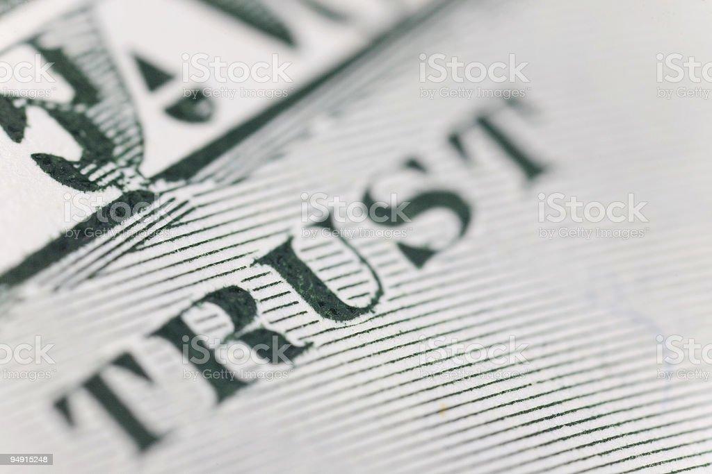 trust royalty-free stock photo
