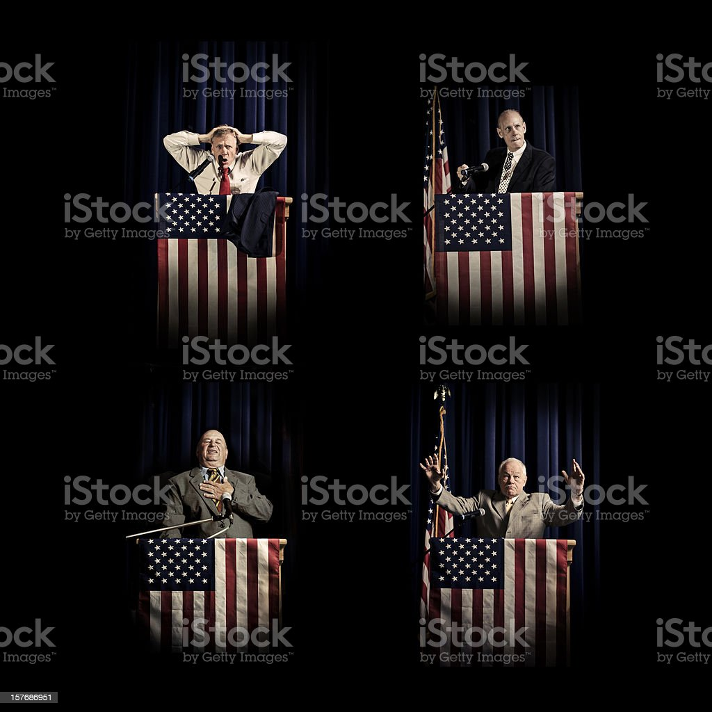 Trust Us XXXL royalty-free stock photo