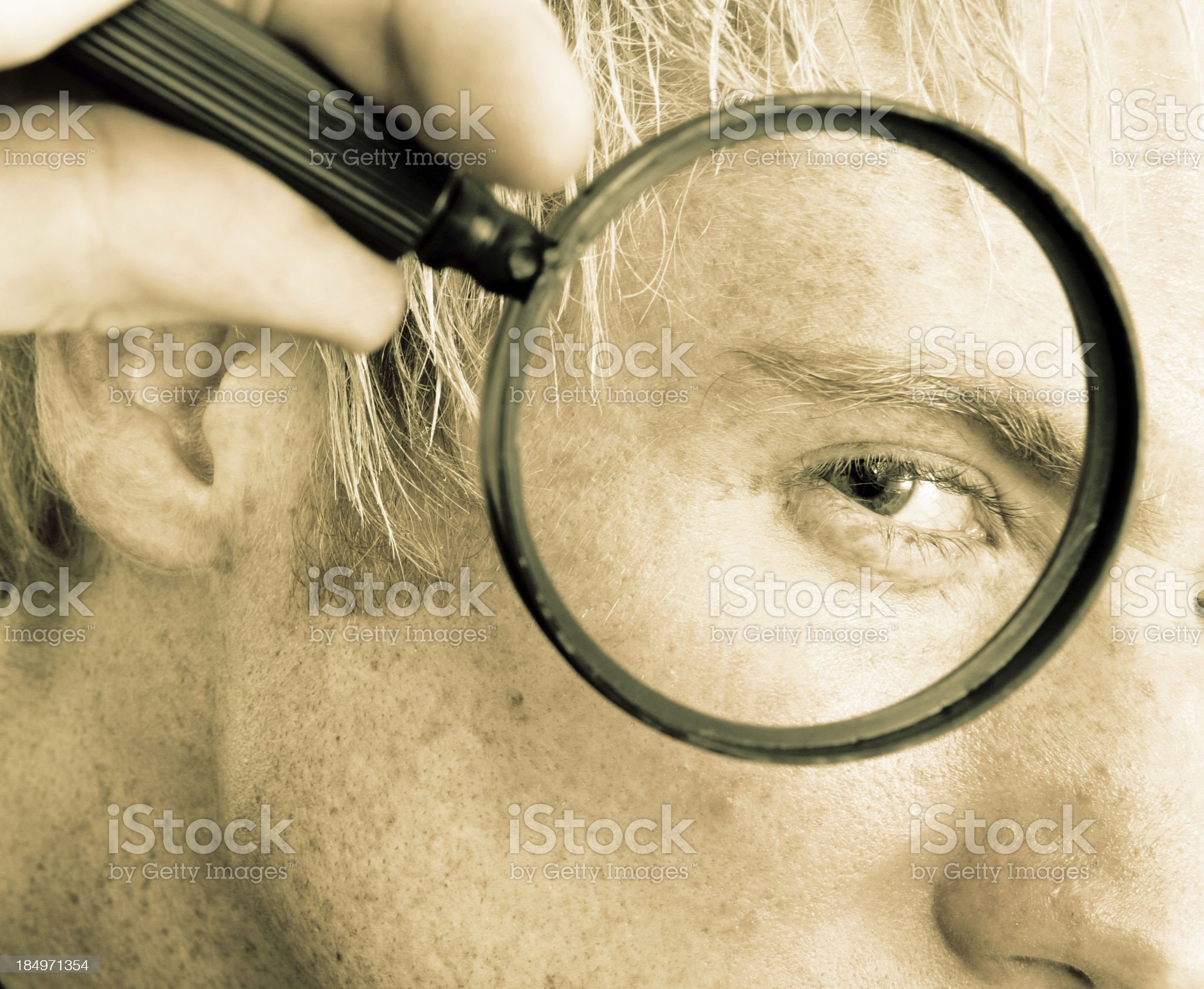 Truth royalty-free stock photo