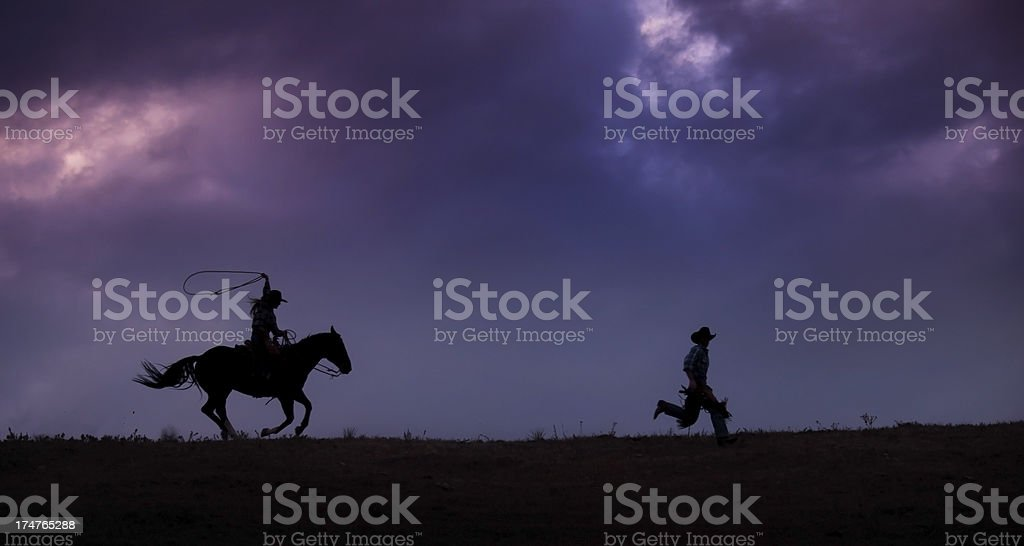 Trying to Escape royalty-free stock photo