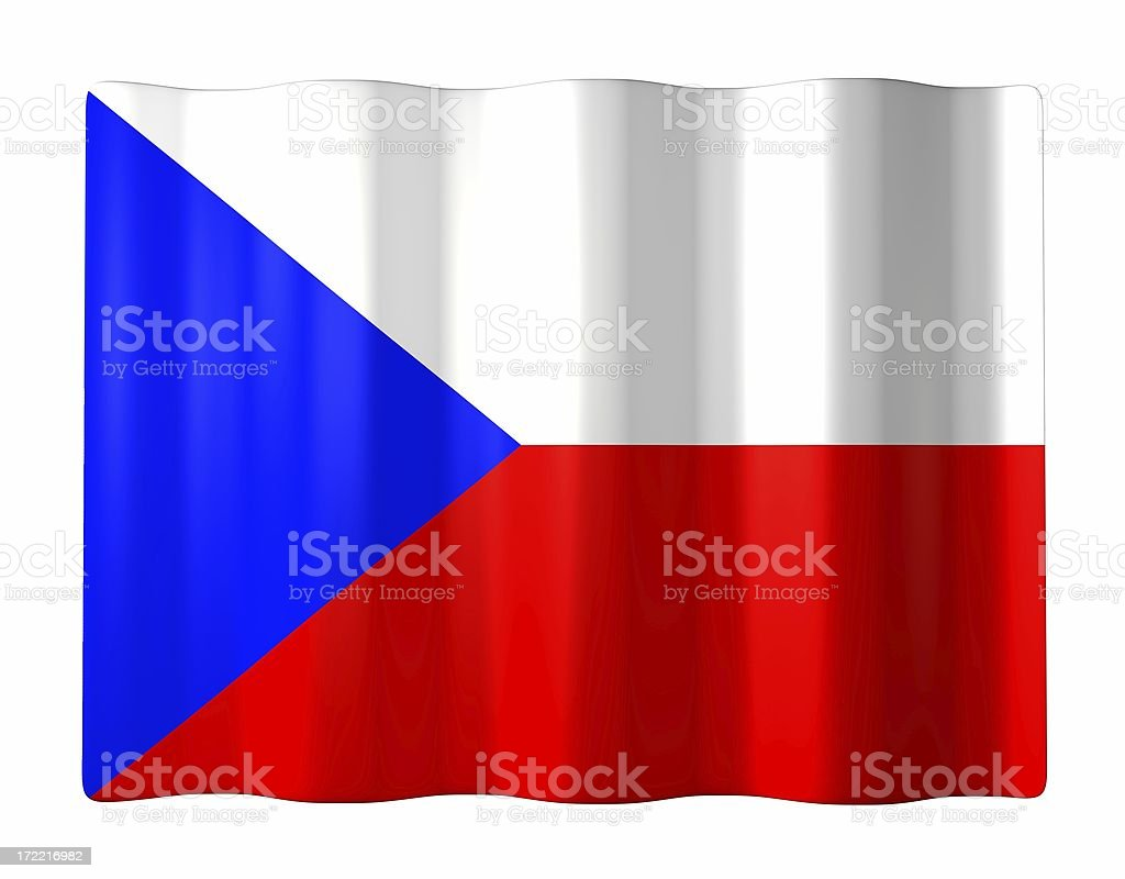 Tsjechie royalty-free stock photo