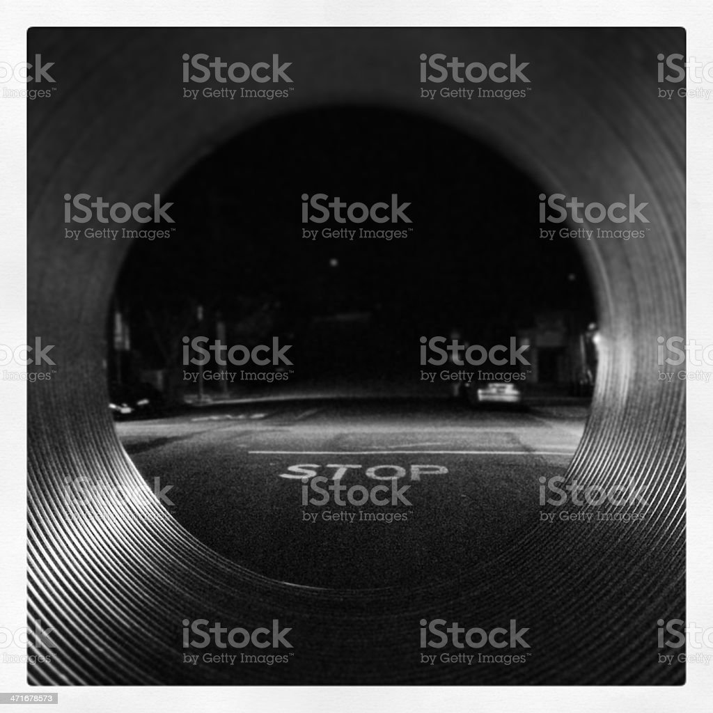 tube royalty-free stock photo