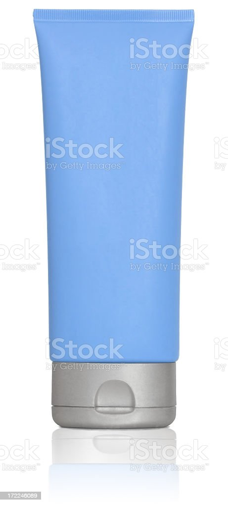 Tube/Bottle royalty-free stock photo