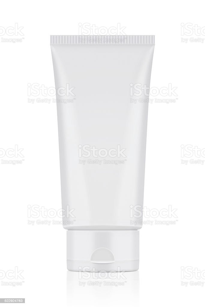 Tube-Packaging-Mock-up stock photo