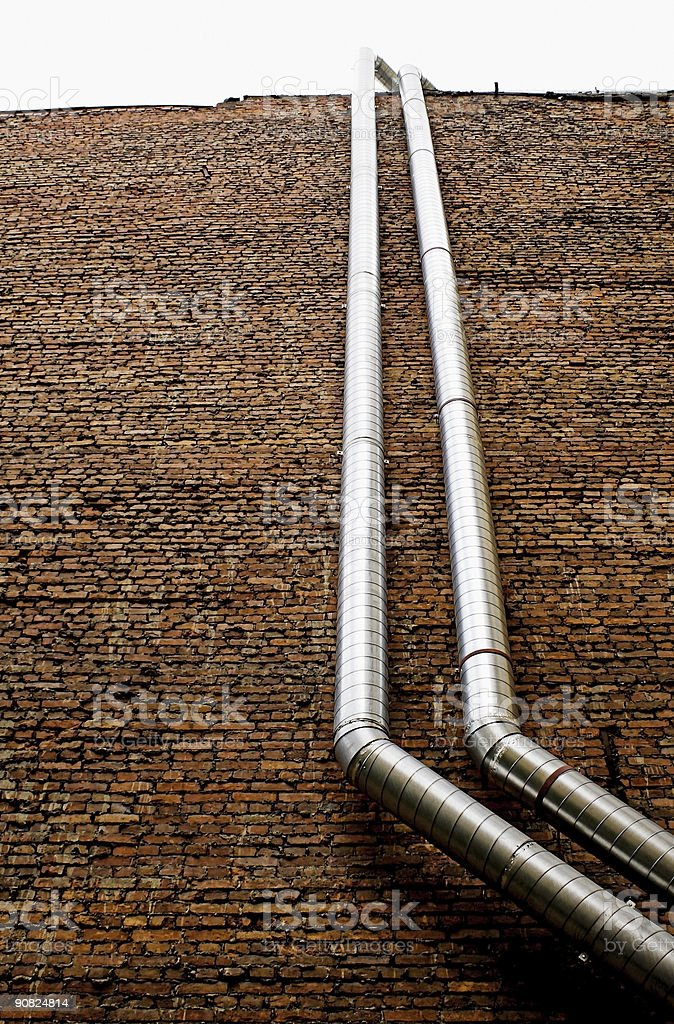 Tubes - 2 royalty-free stock photo