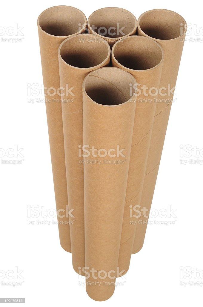 Tubes. stock photo