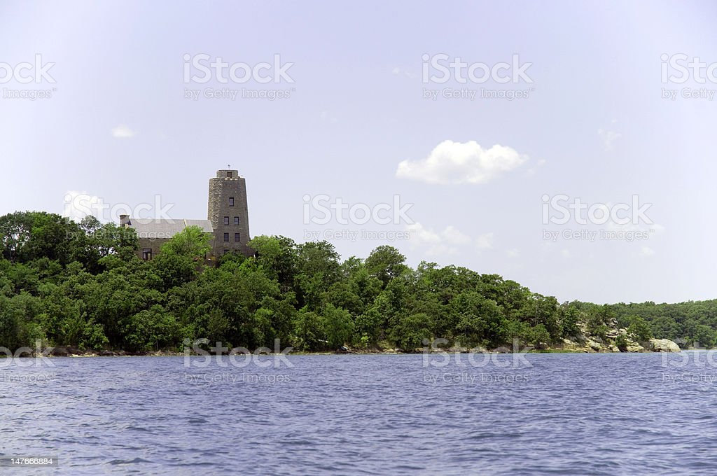 Tucker Tower stock photo