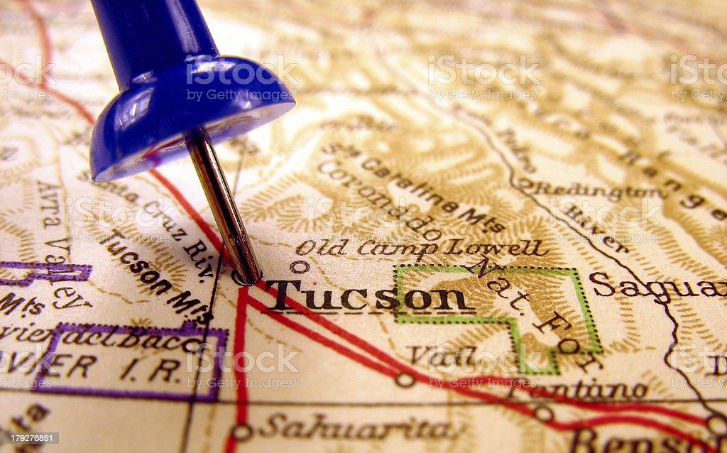 Tucson, Arizona stock photo