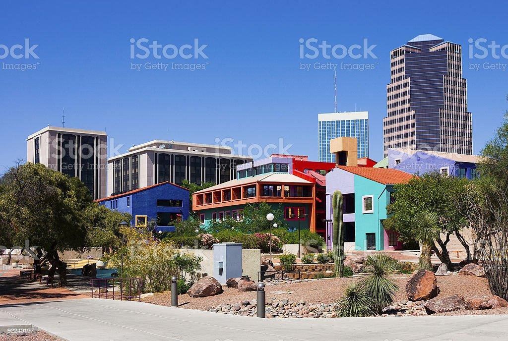 Tucson Arizona royalty-free stock photo