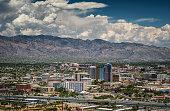 Tucson Skyline from Sentinel Peak