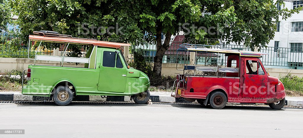 Tuk royalty-free stock photo