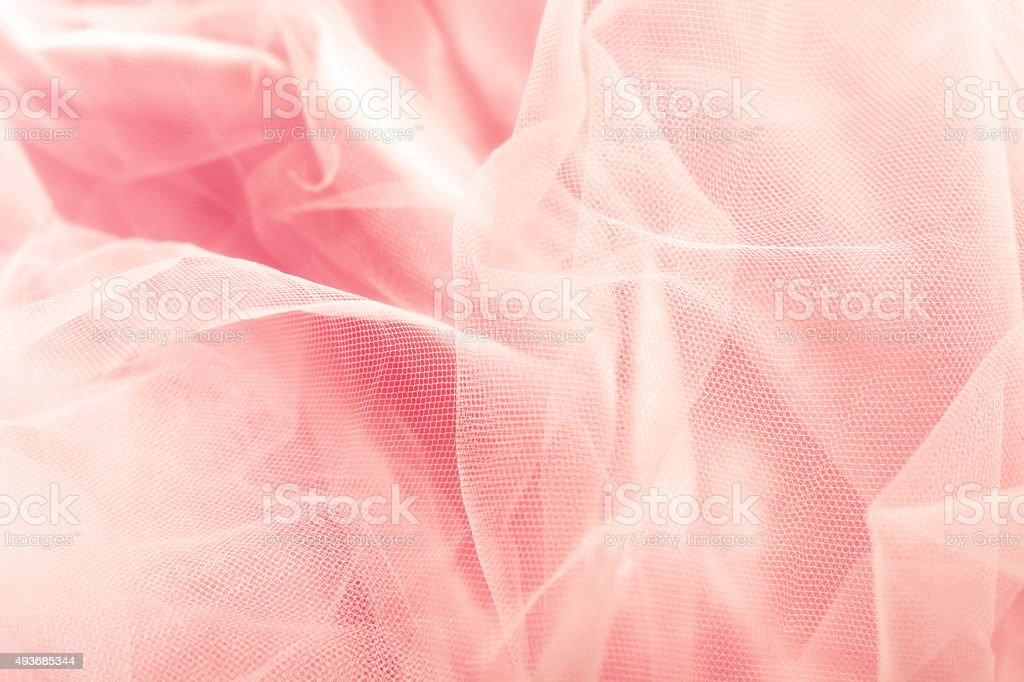 tulle background stock photo