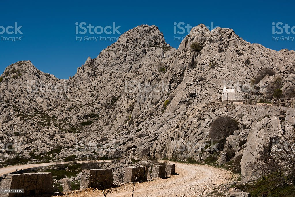 Tulove Grede , Croatia stock photo