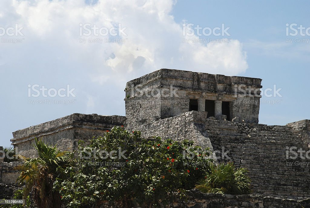 Tulum, Mexico royalty-free stock photo