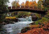 Tumwater Fall Park, Wa