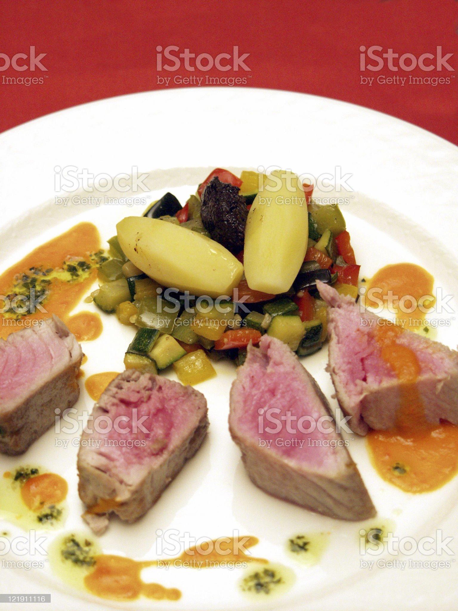 Tuna / At?n royalty-free stock photo