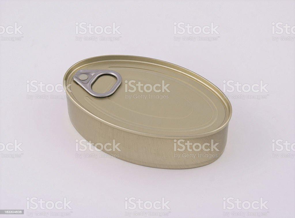 Tuna box royalty-free stock photo
