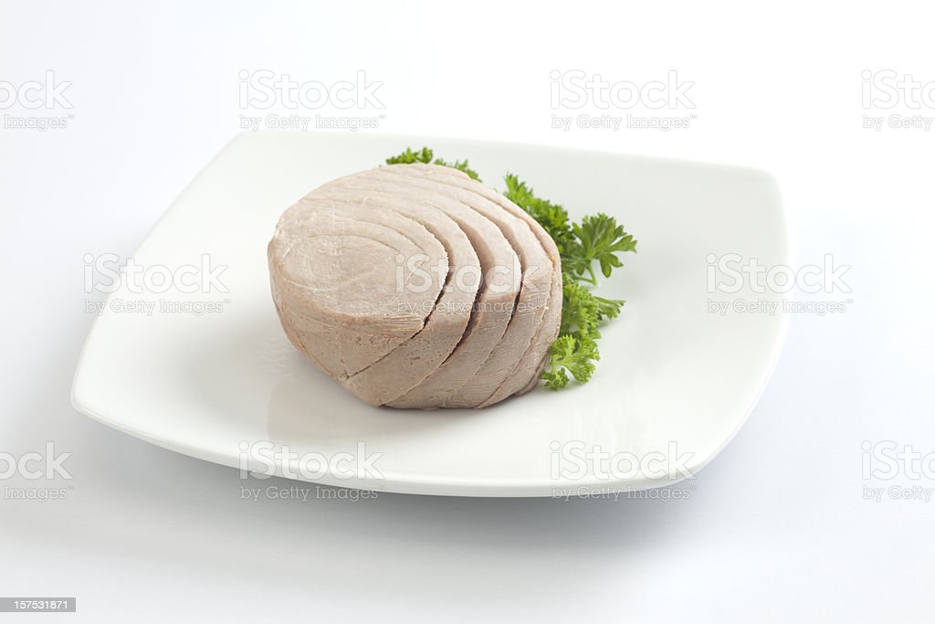 Tuna royalty-free stock photo