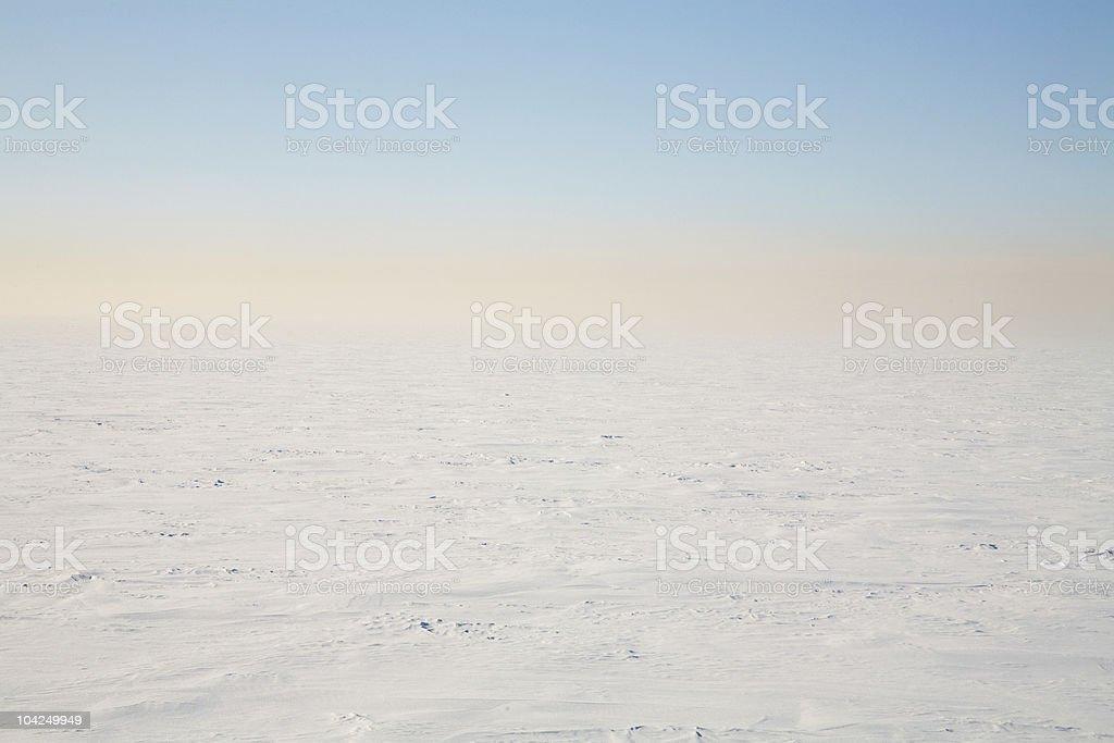 Tundra royalty-free stock photo