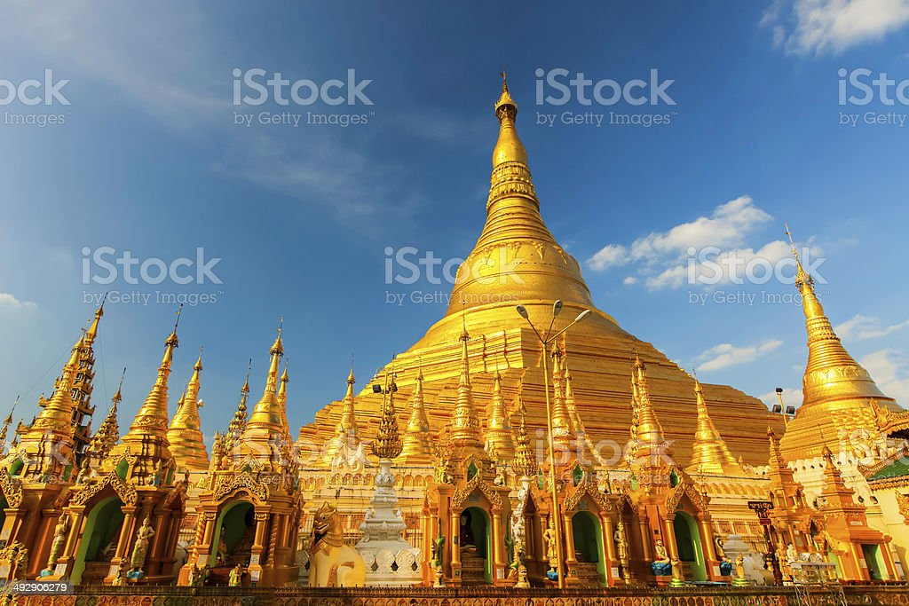 Tung Pagoda stock photo