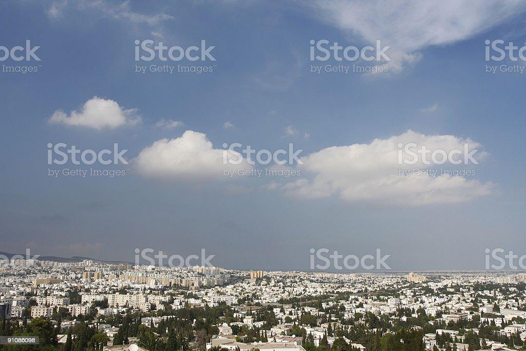 Tunis Tunisia stock photo