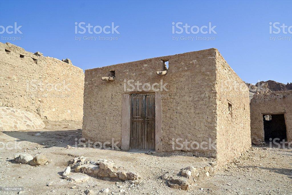 Tunisian House stock photo