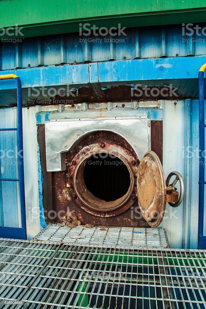 Tunnel  industry Confined stock photo