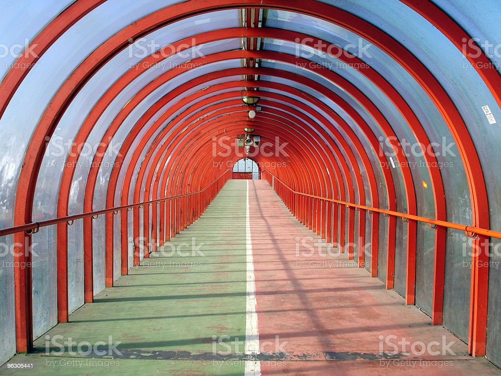Tunnel Vision - Landscape royalty-free stock photo