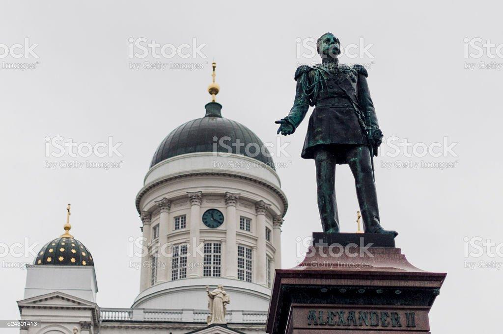 Tuomiokirkko stock photo