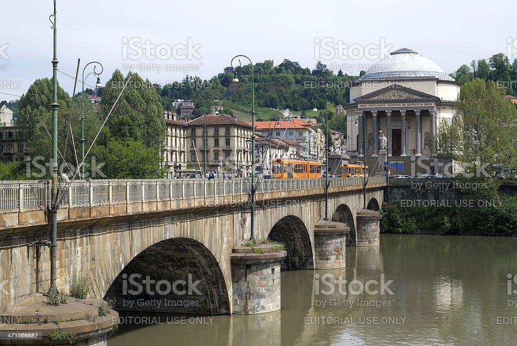 Turin, Italy royalty-free stock photo