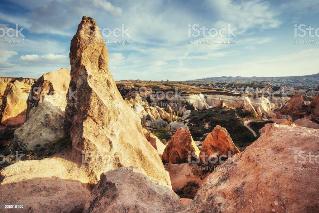 Turkey. Cappadocia. stock photo