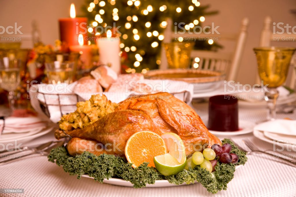 Turkey Day (XXL) royalty-free stock photo