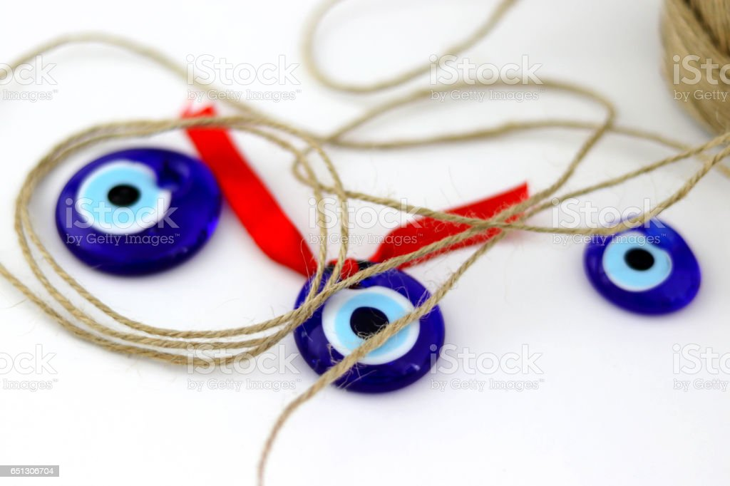 Turkish Amulet stock photo