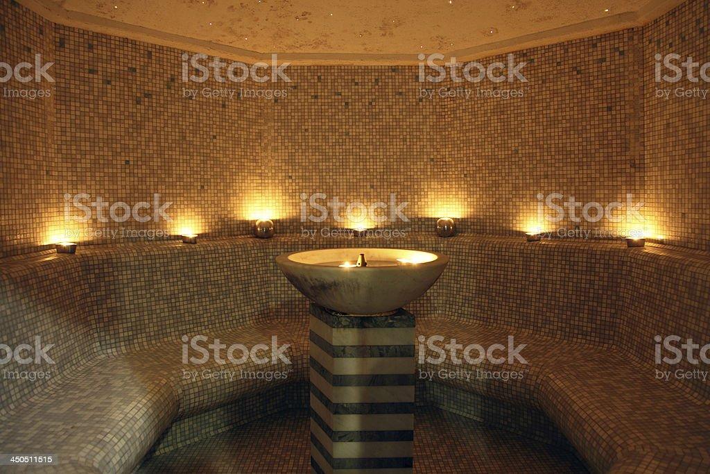 turkish bath royalty-free stock photo
