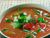 Turkish bulgur soup