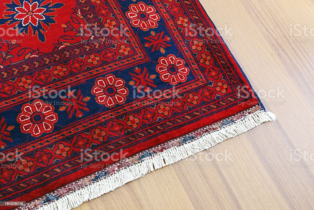 Turkish Carpet stock photo