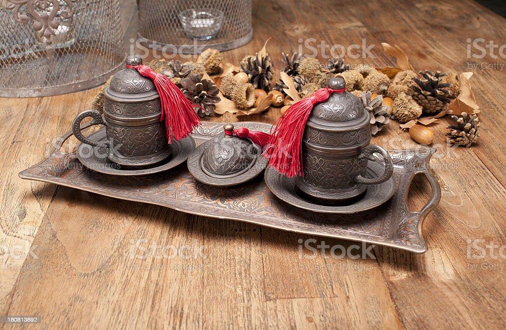 Turkish Coffee royalty-free stock photo