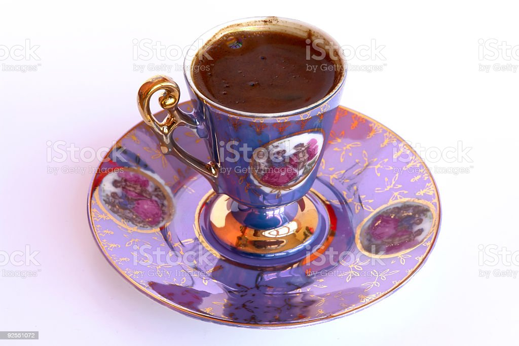 Turkish Coffie * royalty-free stock photo