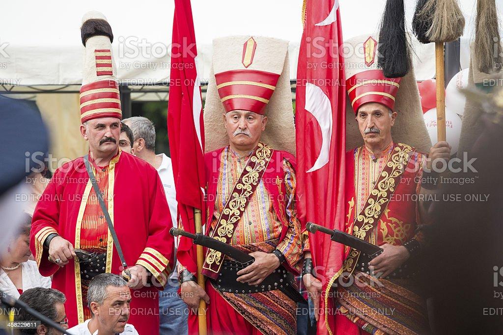 Turkish Festival royalty-free stock photo