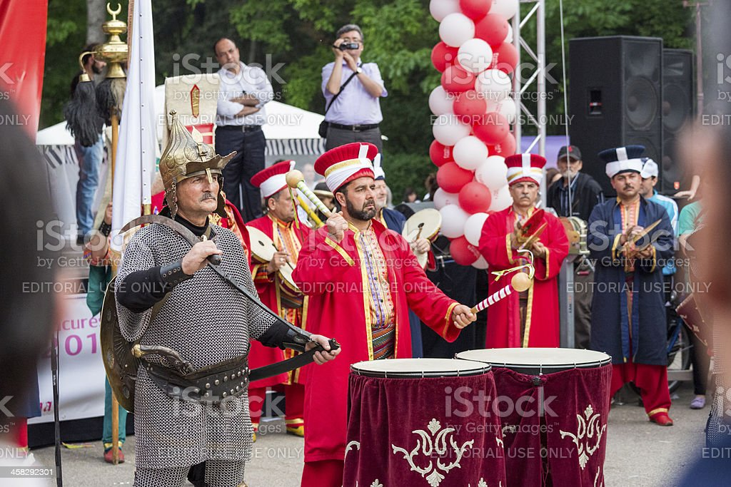 Turkish Festival royalty-free stock photo