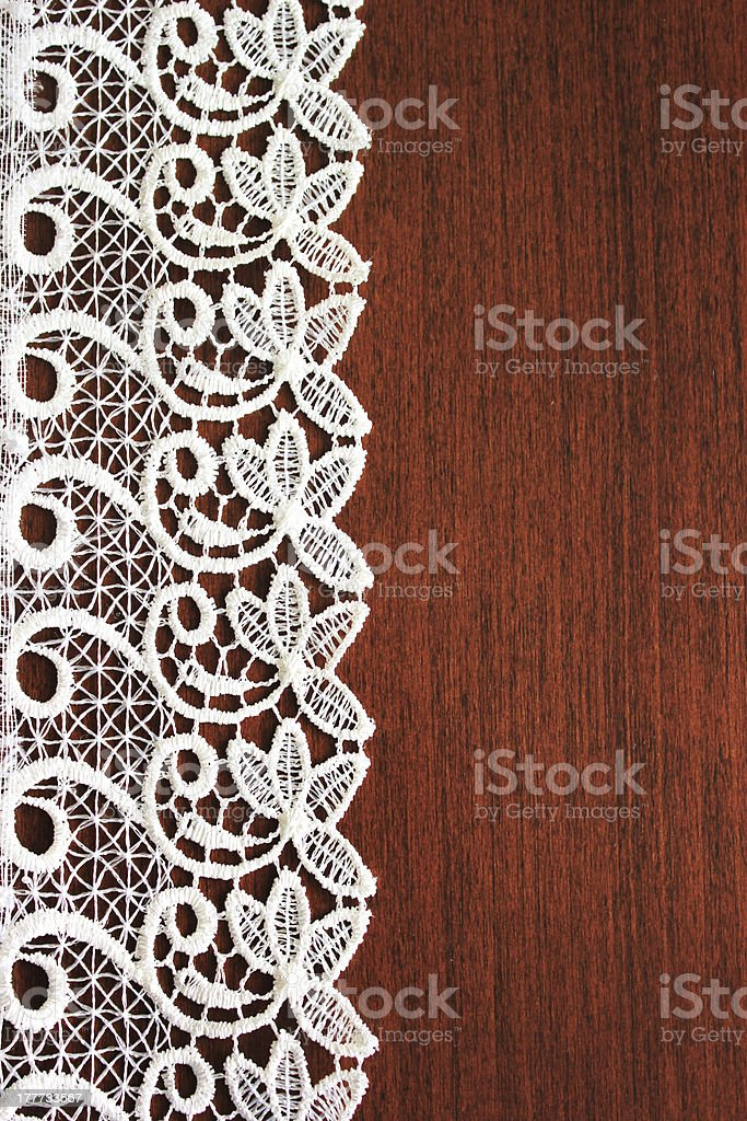 Turkish Lace stock photo