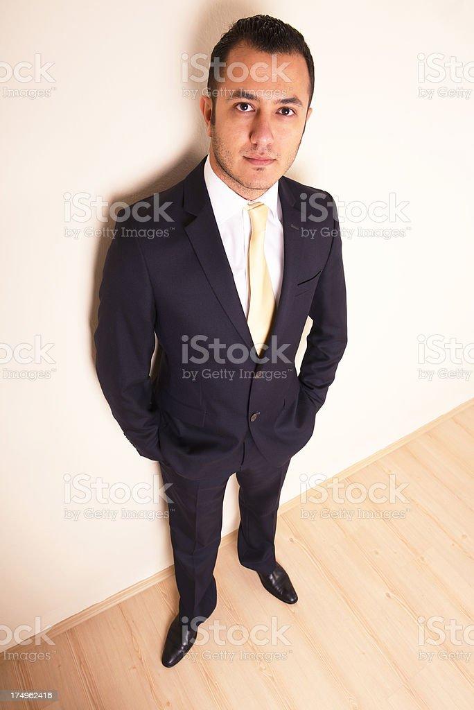 Turkish Man royalty-free stock photo