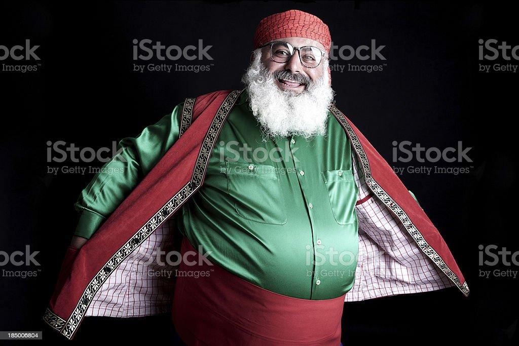 Turkish Man stock photo