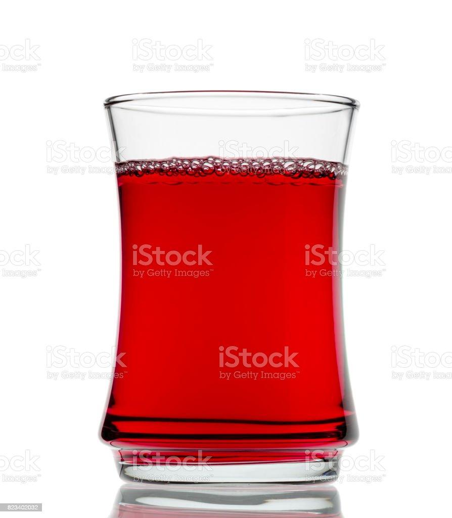 Turkish Tea Isolated stock photo