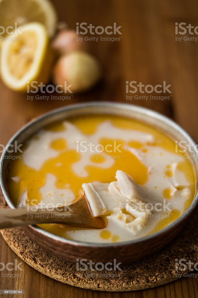 Tripe Soup, Iskembe Corbasi Turkish Traditional Hangover Cure ...