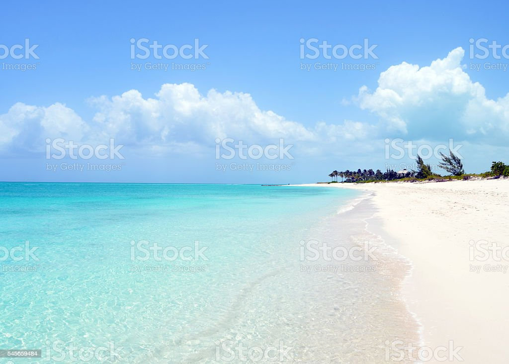 Turks and Caicos Islands stock photo