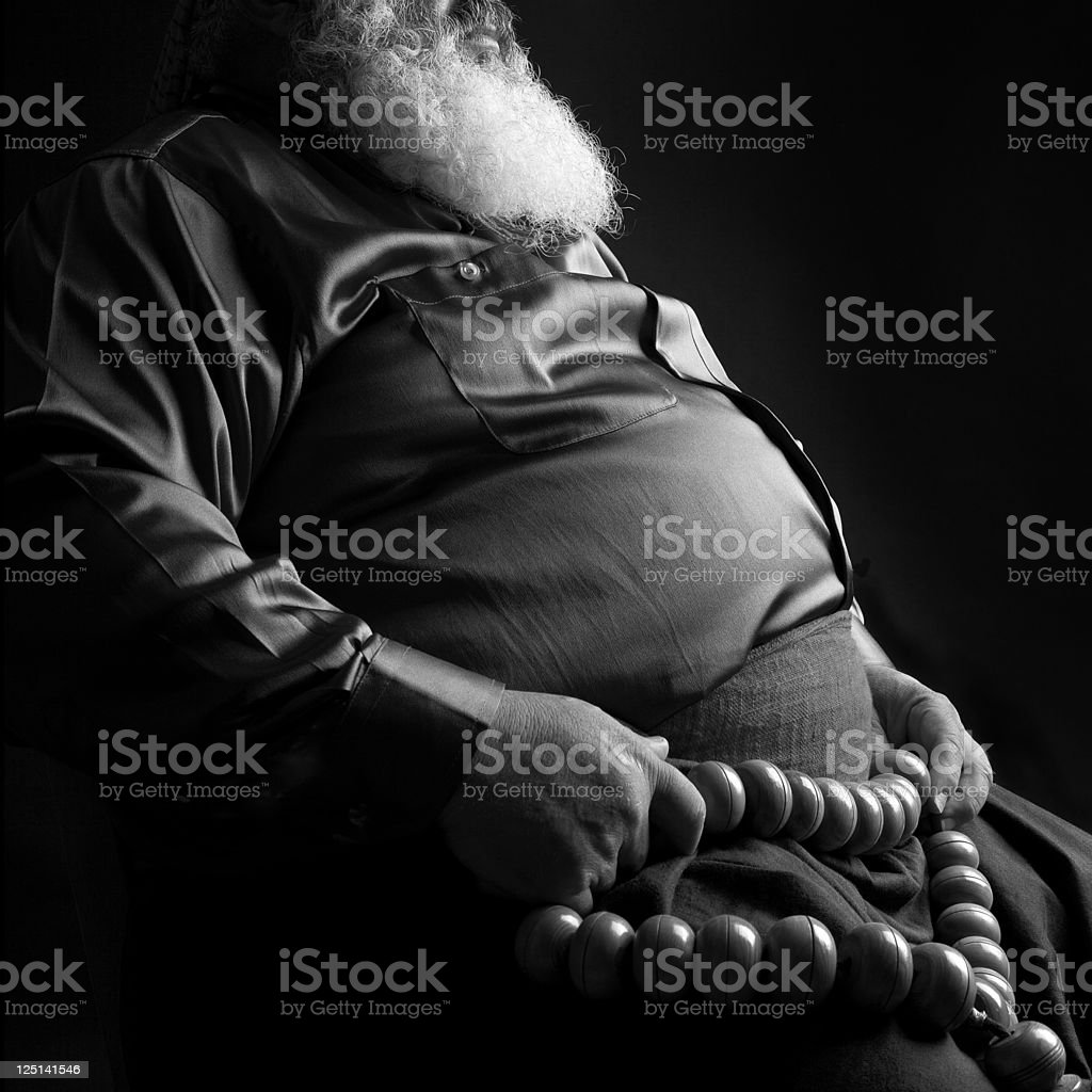 Turkısh Man stock photo