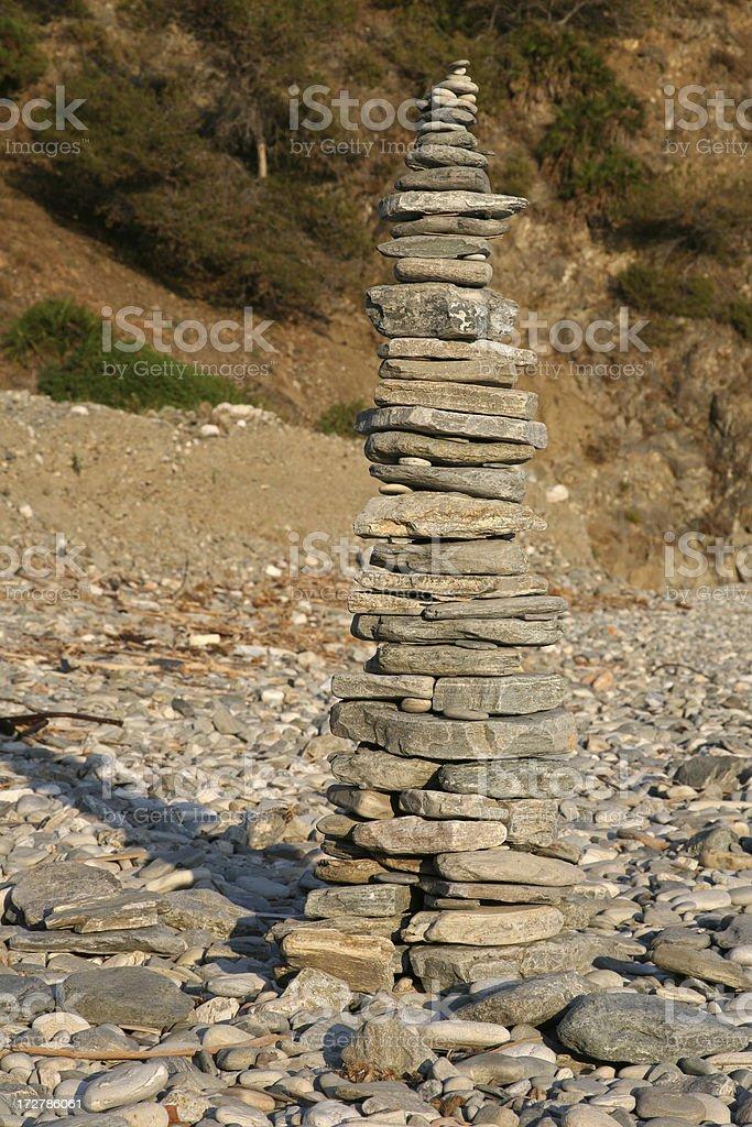 Turm royalty-free stock photo