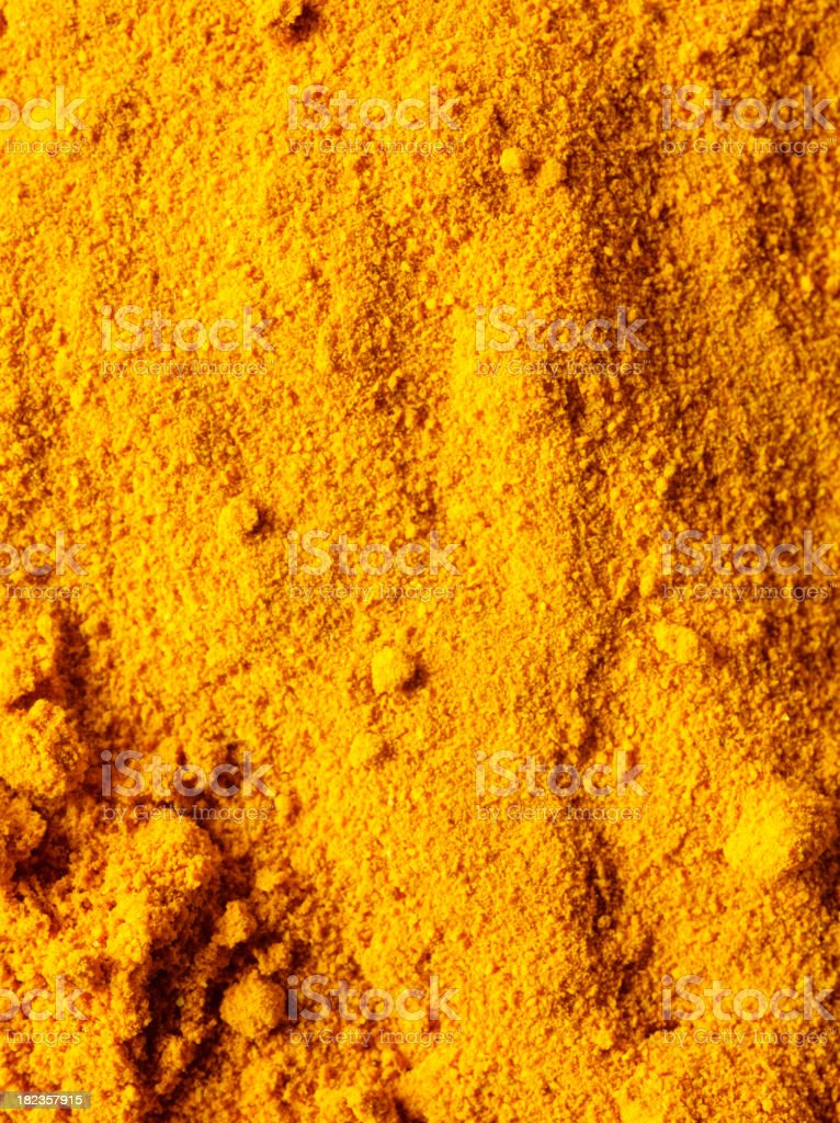 Turmeric Background stock photo